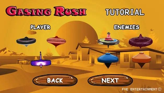 game gangsing Gasing Rush