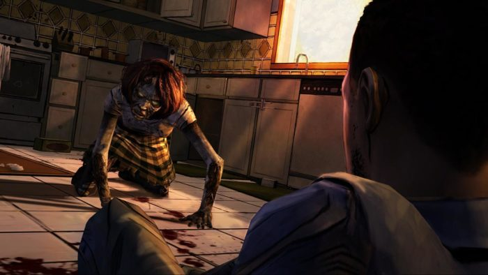 game horor The Walking Dead Season One