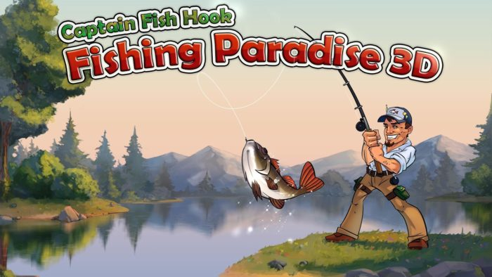 game ikan Fishing Paradise 3d Free+