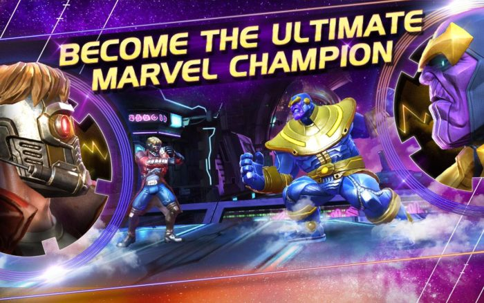 game keren Marvels Contest Of Champions