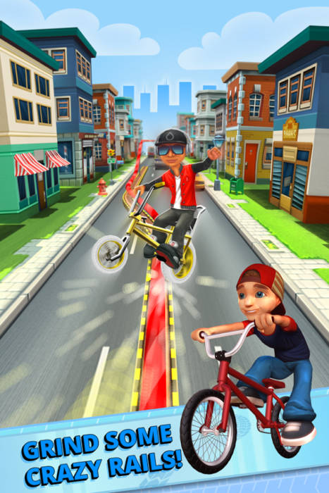 game BMX android 6