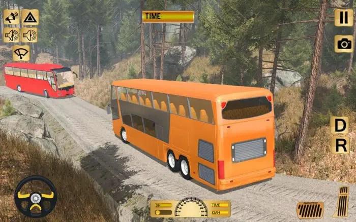 game bus pariwisata 9