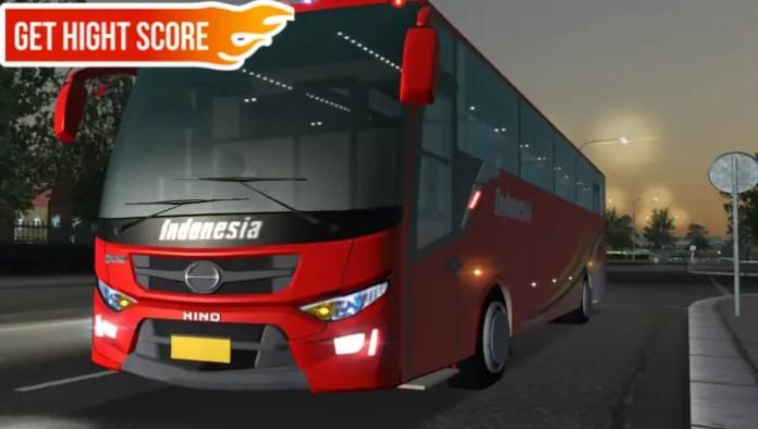 Bus Simulator Indonesia 2017
