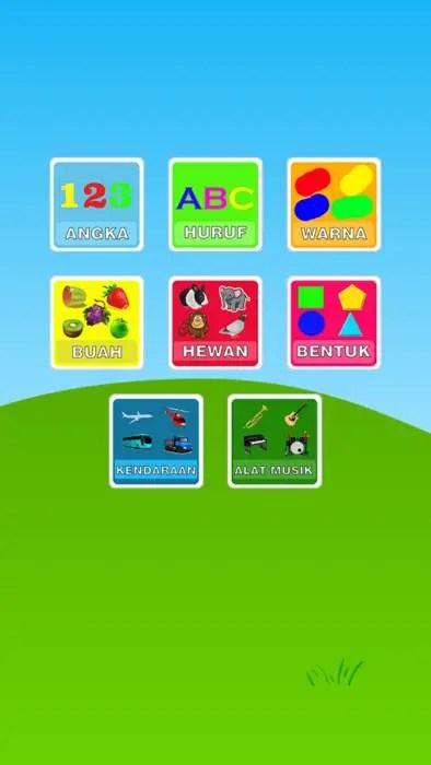 Game Edukasi Anak PAUD-SD