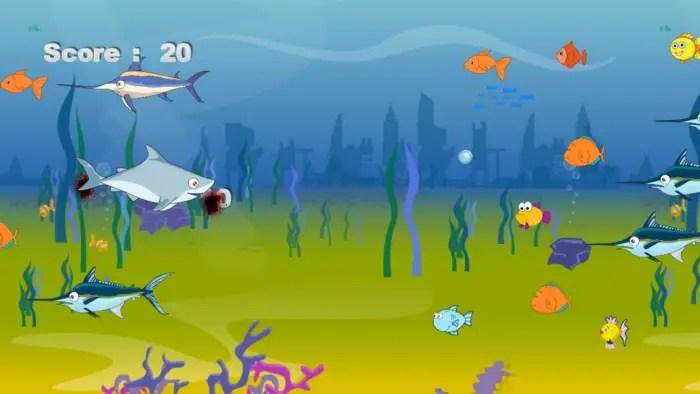 game ikan hiu 4