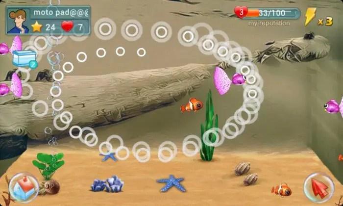 game memelihara ikan di aquarium untuk android 1
