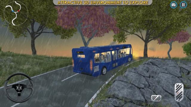 game parkir bus android  gratis