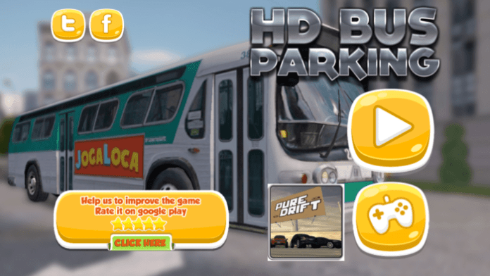 game parkir bus panjang 3d