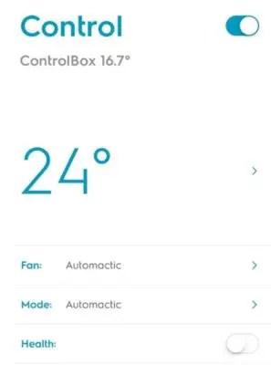 Electrolux ControlBox