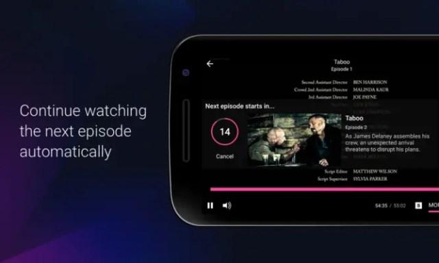 Aplikasi TV Streaming iplayer