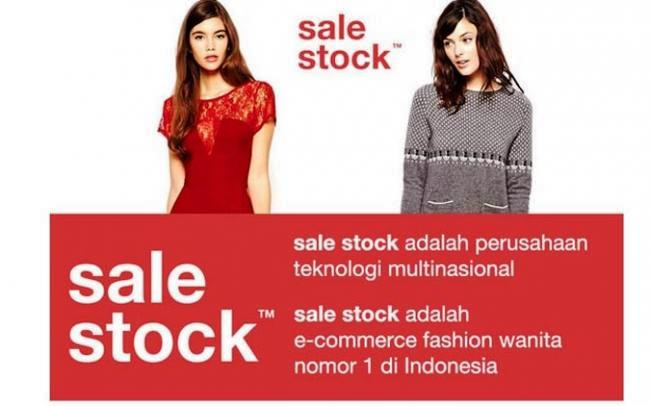 sale stock indonesia