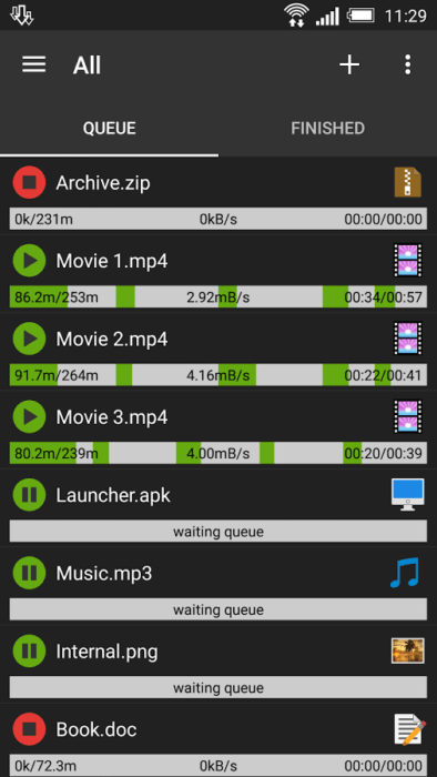 HD Downloader Manager Pro