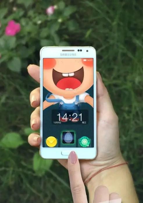aplikasi buka kunci dengan sidik jari untuk android