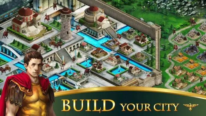 game membangun kerajaan untuk android 8