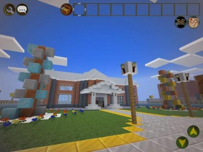 game mirip minecraft terbaik Minebuilder