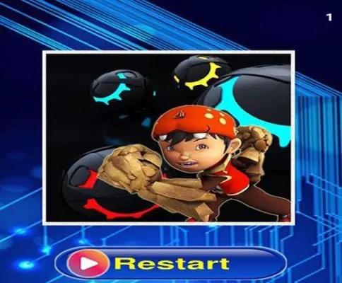 Power Boy War Robot