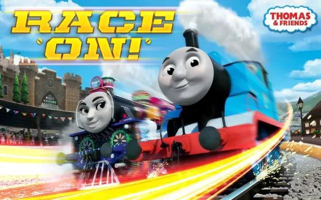 Thomas & Friends Race On!