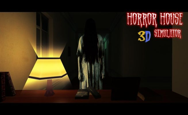 Horror House Simulator 3D