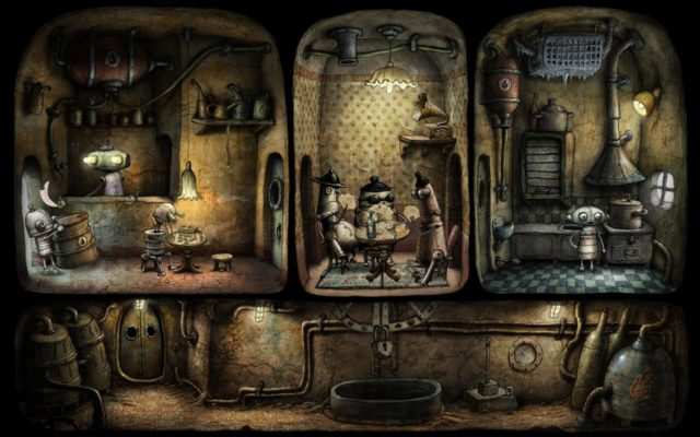 Machinarium Asyiknya Bermain Game Puzzel Adventure