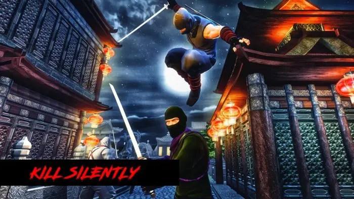 Ninja War Lord Berpetualang Dalam Peperangan 3