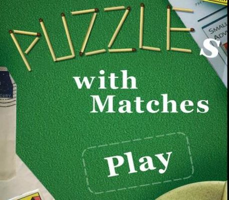 Review Game Puzzles With Matches