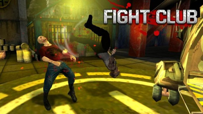 Fight Club - Fighting Game