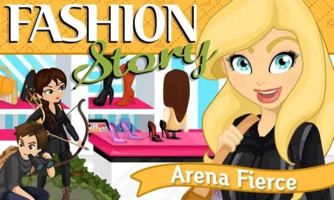Fashion Story Arena Fierce