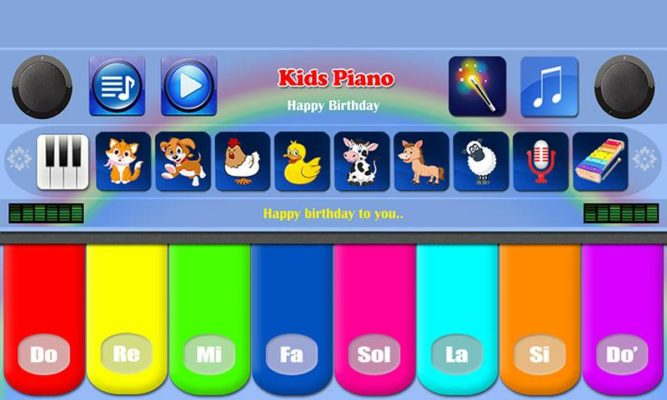 game Kids Piano