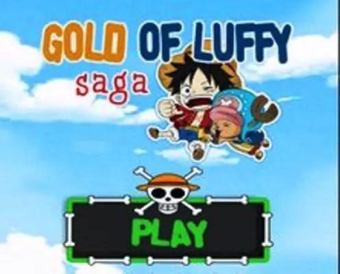 Gold of Luffy