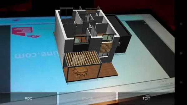 Virtual plan 3D