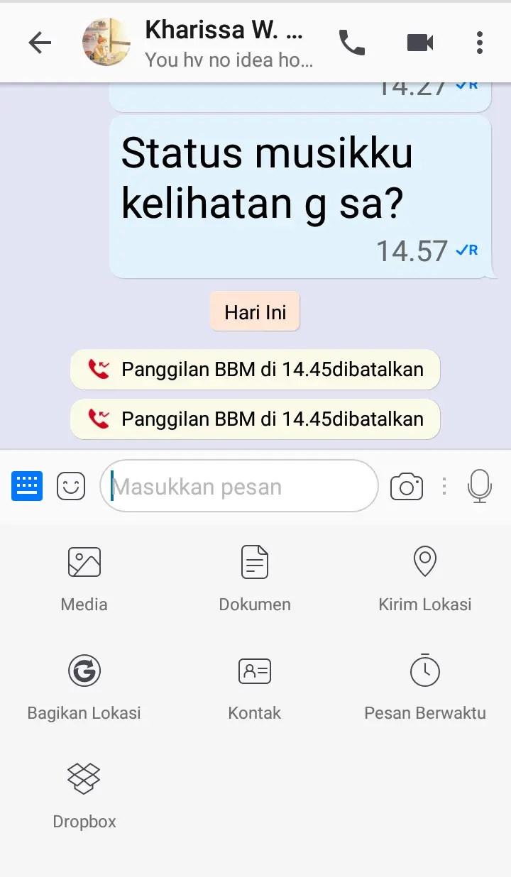 Cara Kirim File di BBM (1)