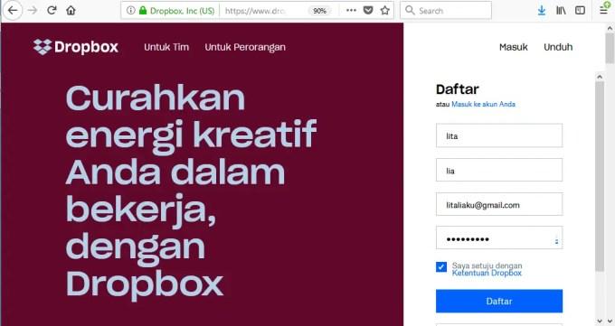Cara Mengirim Banyak File Besar Lewat Gmail dan Dropbox
