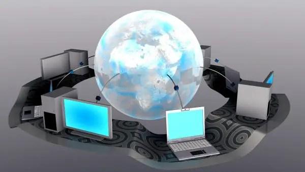 Ilustrasi Jaringan Komputer