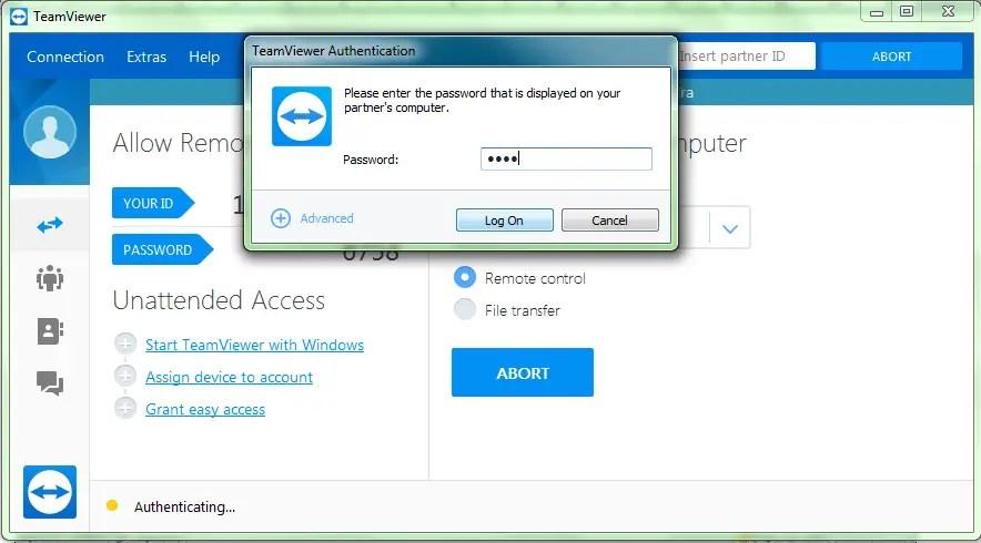 Cara Menggunakan TeamViewer untuk Remote PC / HP Android