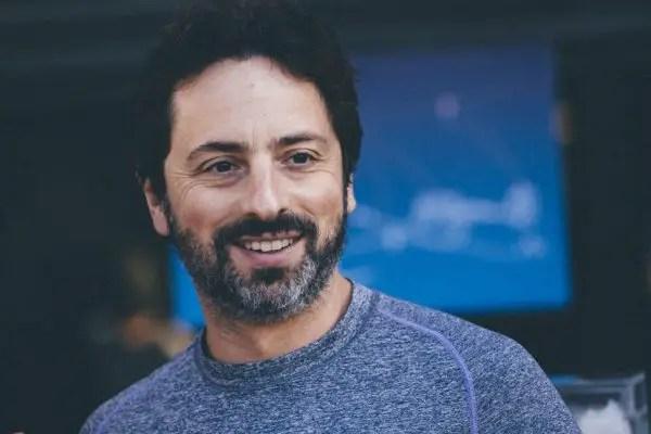 Pendiri Google Sergey Brin