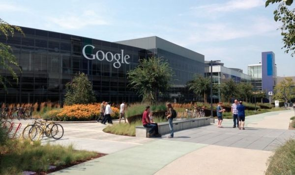 Kantor Google ada di seluruh dunia