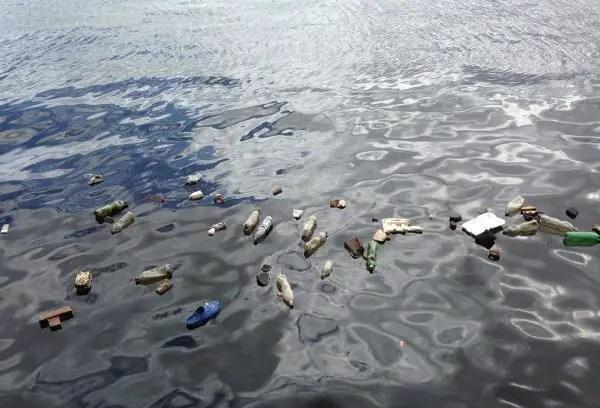 pencemaran lingkungan air