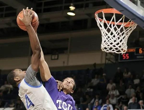 Pelanggaran dalam Bola Basket