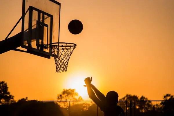 Tinggi ring bola basket
