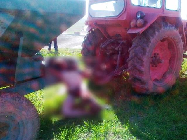 victima tractor