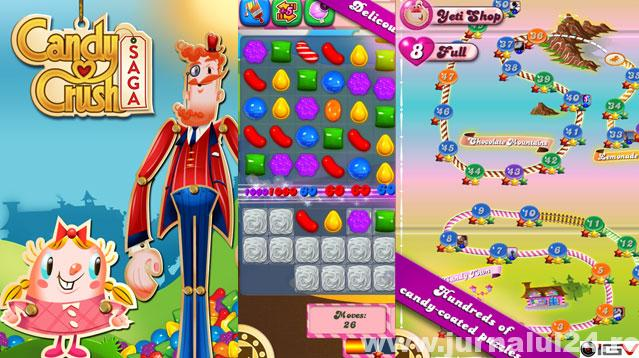 Candy-Crush- facebook