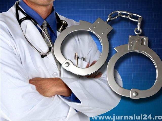 doctor arestat