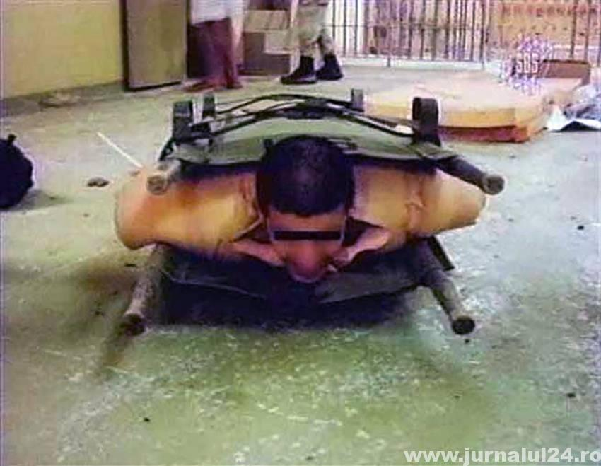 tortura prizonier CIA