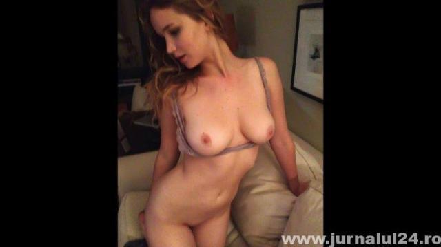 Jennifer Lawrence poze nud