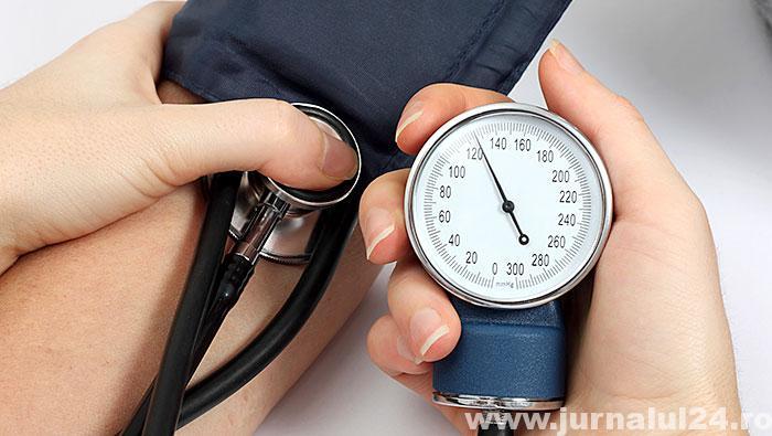 hipertensiune arteriala