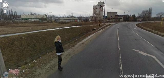 prostituata din google streets