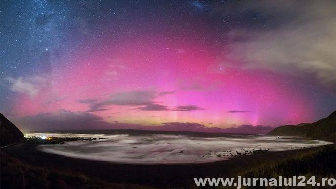 aurora boreală australia