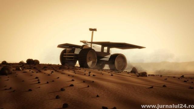 mars one masina robot