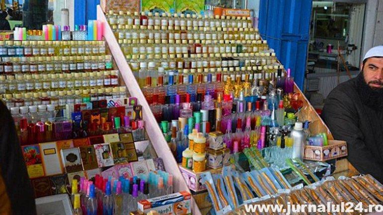 piata din irak produse cosmetice
