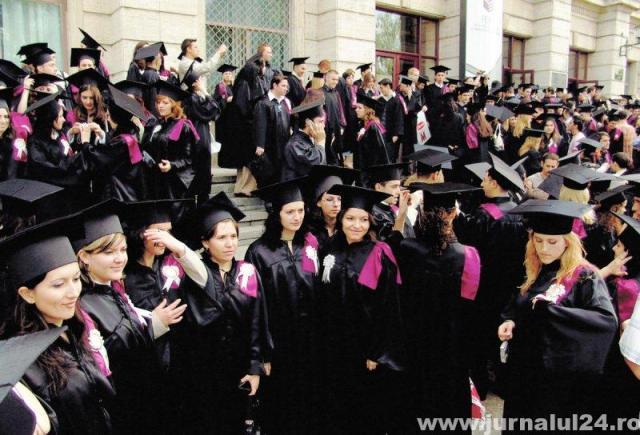 absolventi romani